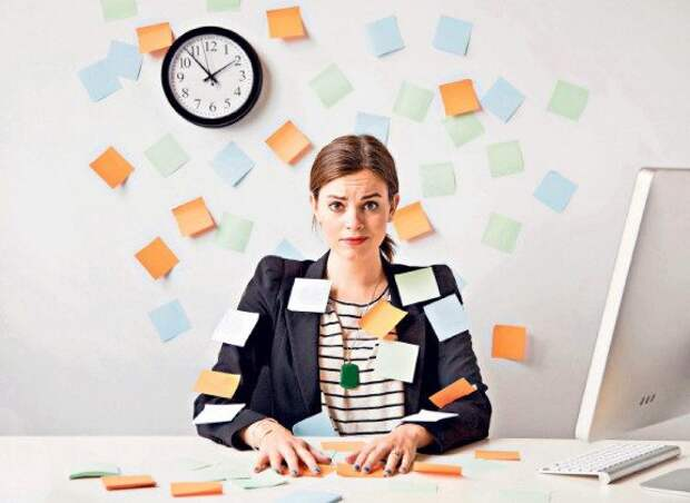 Шепотки от рассеянности и неприятностей на работе...