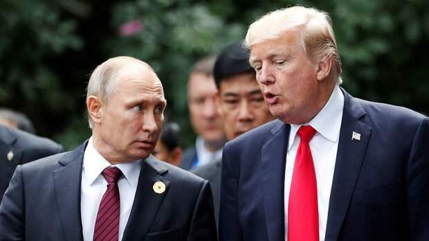 Не стоит сталкивать Путина и Трампа