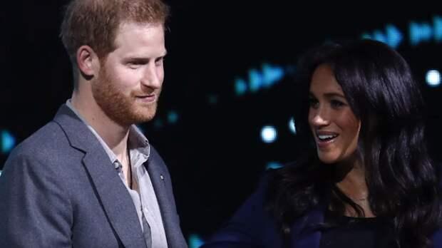 Принц Гарри и Меган Маркл посетят концерт по сбору средств для борьбы с COVID-19