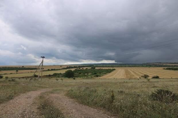Погода в Крыму на 23 июля: штормовое предупреждение и тепло до +27