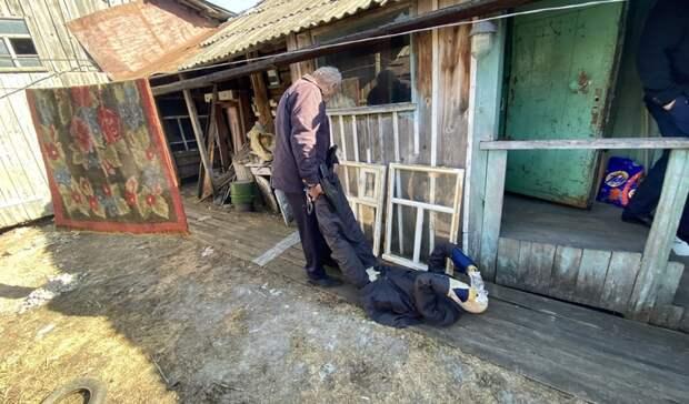 ВЯлуторовске мужчина убил собутыльника, спрятал тело ипродолжил выпивать