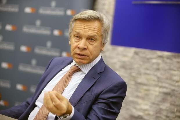 Алексей Пушков: Байден подтвердил, что США не обойтись без диалога с Россией