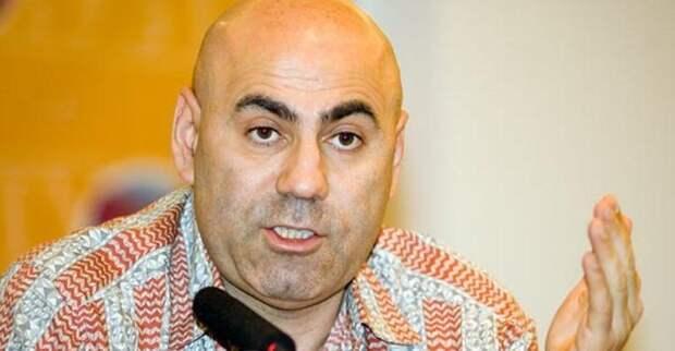 Продюсер Пригожин призывает россиян бойкотировать и послать Евровидение на Украине