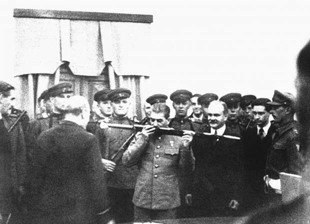 Какое общество создавал Сталин