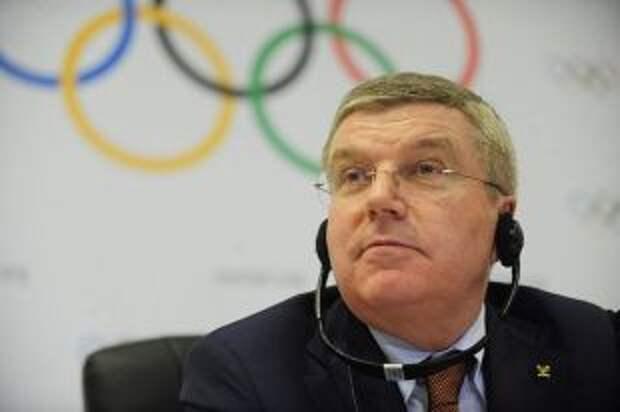 Президент МОК Томас Бах не допускает отмену Олимпиады в Токио