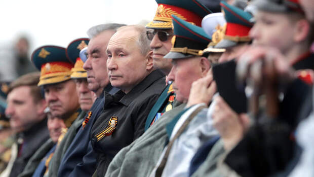 В Москве состоялась воздушная часть парада Победы