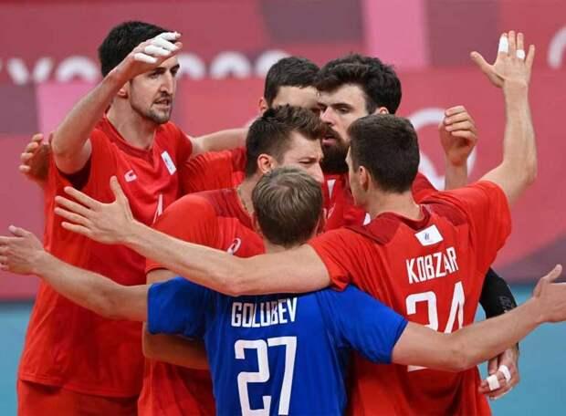 Эпохальная битва на двух фронтах. В Токио судьба устроила суперматч Россия - Бразилия. В женском олимпийском турнире команды встречались на самом старте плей-офф, а в мужском - в полуфинале