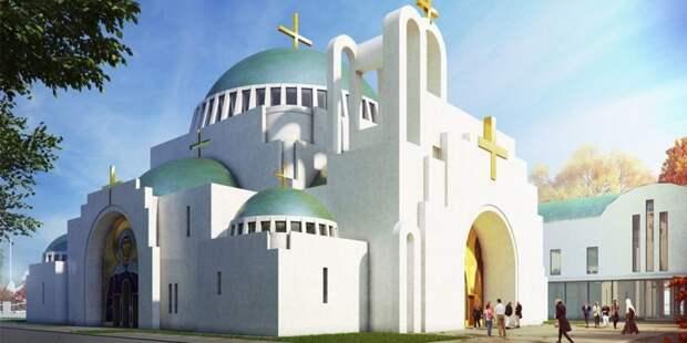В Варшаве впервые за 100 лет освятили новый православный храм