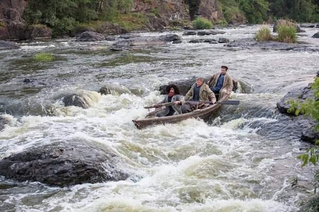 Какие ляпы и соответствия нашел историк в сериале «Угрюм-река»