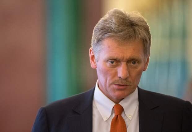 Песков ответил на вопрос о возможности встречи Путина и Байдена