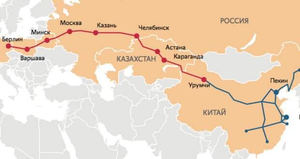 Союз Пекин-Москва-Берлин разрушит Америку, Европу и Украину – киевский эксперт