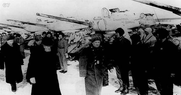 Чем православная церковь помогла Красной Армии в Великую Отечественную