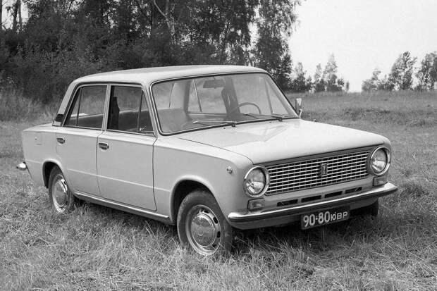 ВАЗ-2101: предыстория