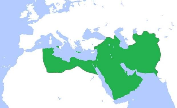 Самые большие империи в истории человечества