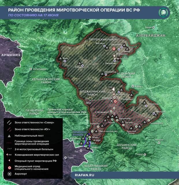Азербайджан отправил в Турцию «МиГи», в Карабахе осудили «Шушинскую декларацию»
