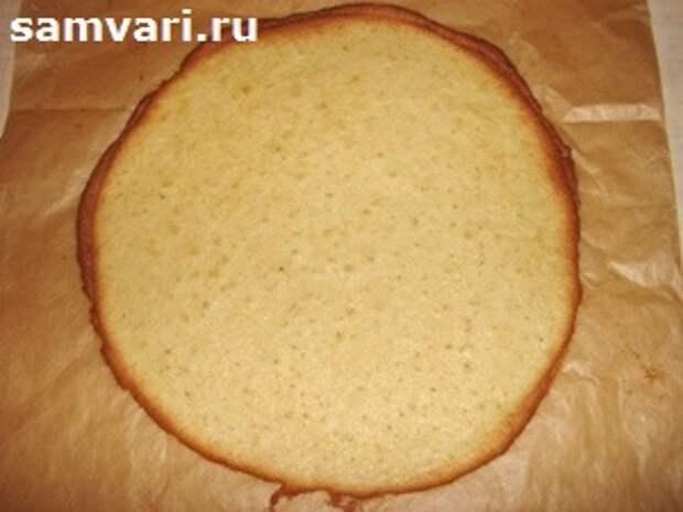 """Торт сметанник """"Яблочный"""" - от кусочка такого торта вряд ли можно отказаться!"""