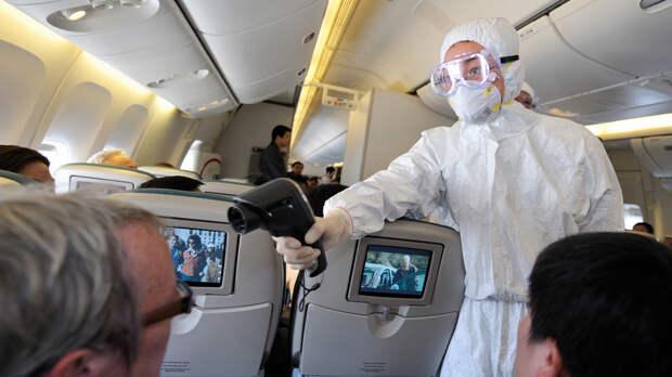 Привитым от коронавируса могут запретить летать на самолетах