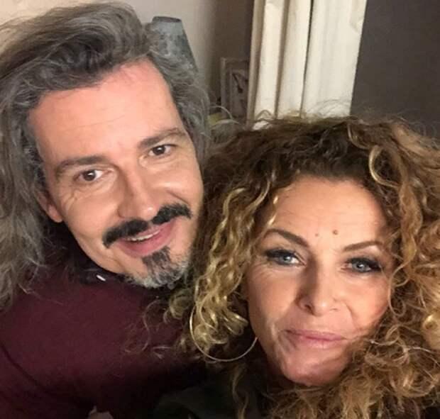 Мануэла Лопез  и Филипп Вассёр (Жозе). Источник: https://www.instagram.com/manuela_lopezzz/
