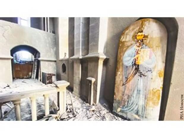 Разрушение карабахского храма – признак войны на уничтожение армян