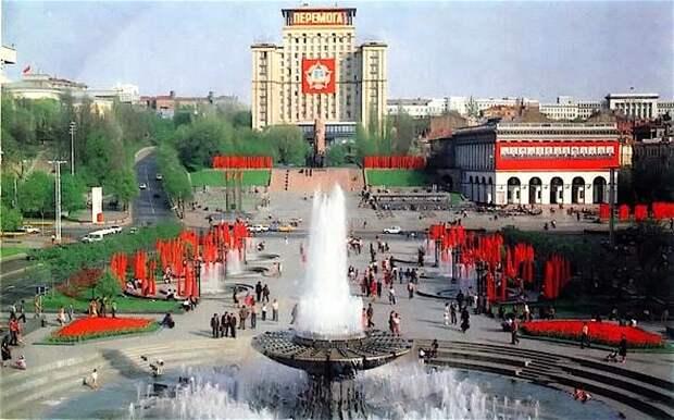 Русский город Киев русским не нужен