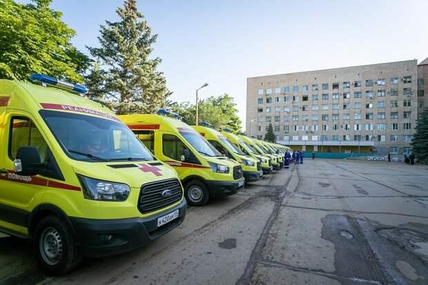 В России за сутки выявили рекордно низкое число случаев COVID-19