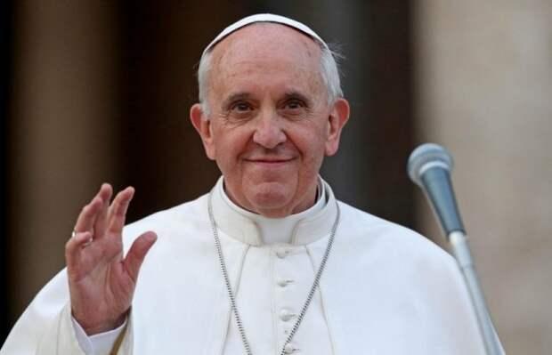 Папа Римский Франциск рассказал про АД