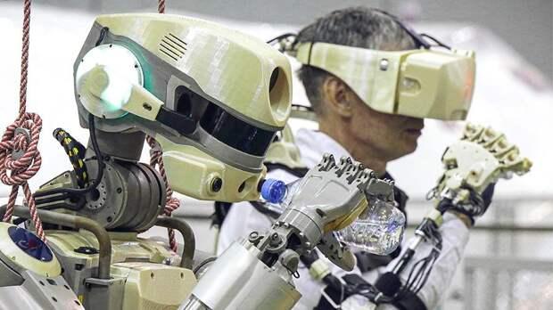 Робот «Теледроид» сможет работать на орбите 3-4 года