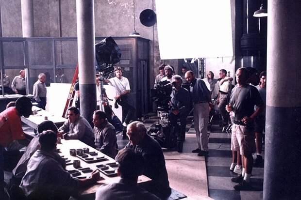 История создания культовой экранизации романа Стивена Кинга «Побег из Шоушенка».