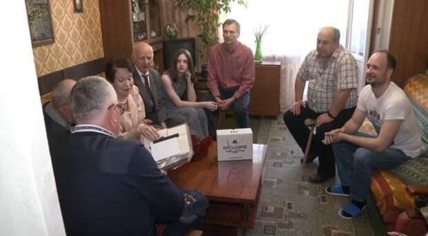 В Карачаево-Черкесии отметил свое 80-летие преподаватель СКГА Валерий Булатов