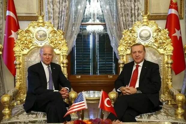 Эрдоган и Байден проведут встречу в рамках саммита G20