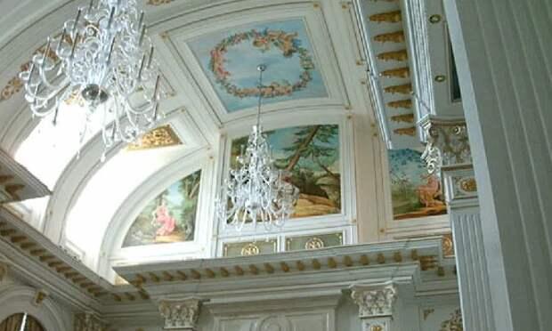 Дворец в Геленджике