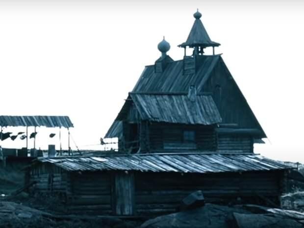 В Карелии сгорела дотла церковь из фильма Лунгина «Остров»