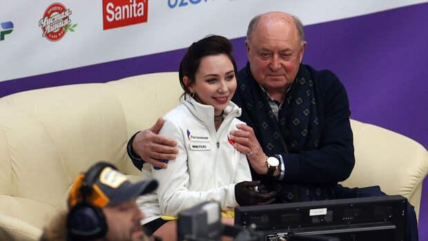 Мишин считает закономерной победу России на командном ЧМ по фигурному катанию