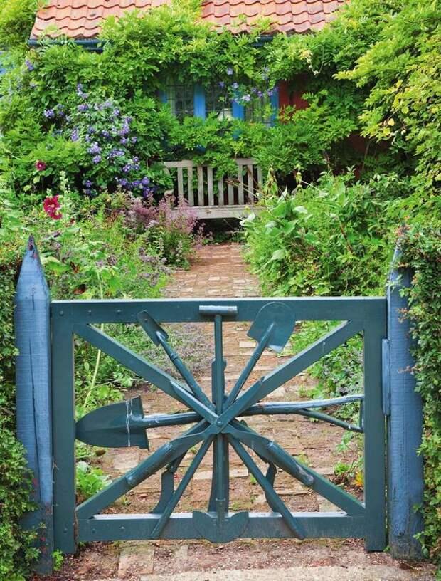 Добро пожаловать на садовые работы!