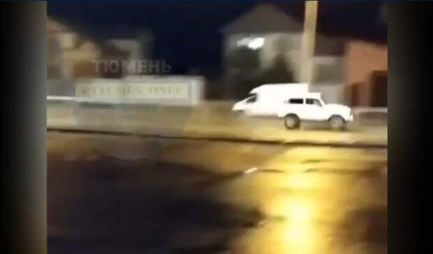 В Тюмени суд арестовал мужчину, который устроил погоню от пяти машин ДПС