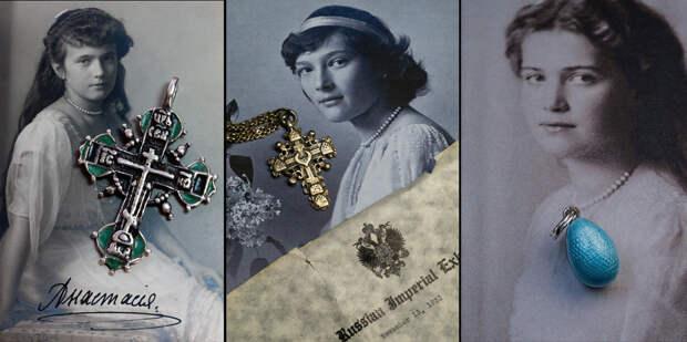 Как драгоценности Романовых попали в США?