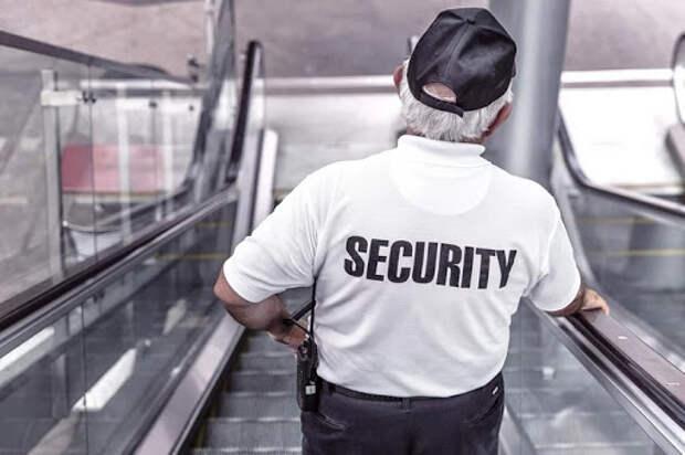 Грозный охранник