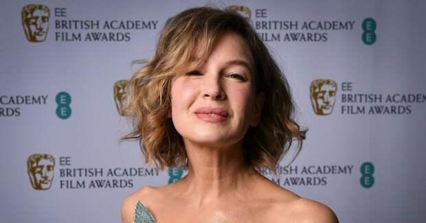 Зеллвегер, МакЭвой, Грант и другие на премии BAFTA 2021