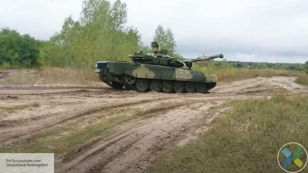Как Украина модифицировала Т-72