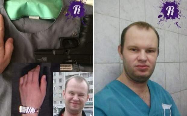 Анестезист похвастался убийством 10 ветеранов на Дваче