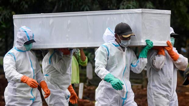 Число скончавшихся откоронавируса вмире превысило 3 млн