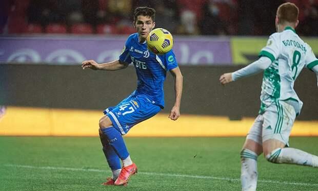 Автора самого «молодого гола» сезона не взяли в «Зенит». Теперь Захарян забивает в «Динамо»