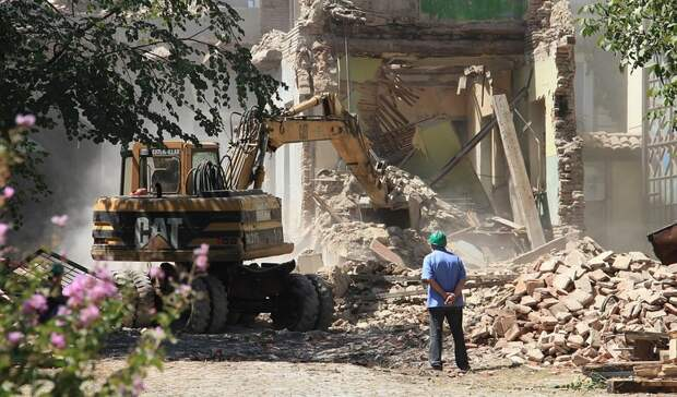 Власти Ростова решили снести кафе из-за строительства моста наМалиновского