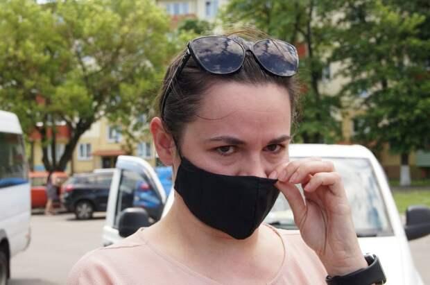 Беглая Тихановская не признала Крым