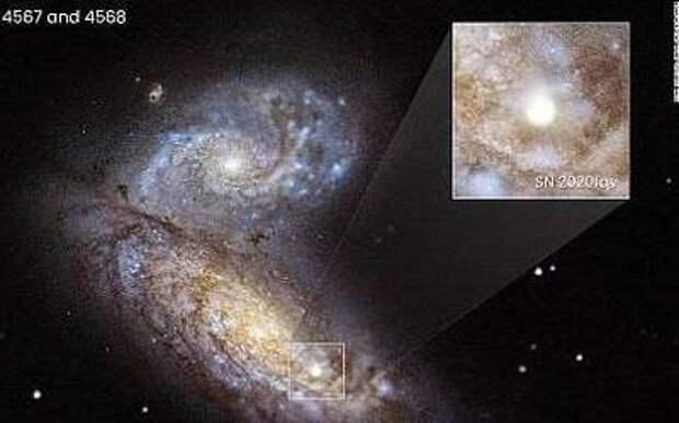 Прерывистый старт вселенной