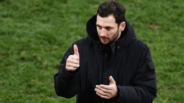 Шварц: «Сейчас «Динамо» отрабатывает игру без мяча и оборонительные действия»