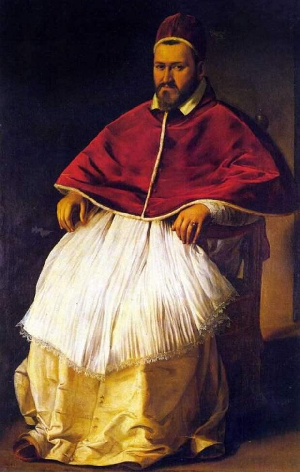 Папа Римский Павел V. /Фото: i1.wp.com