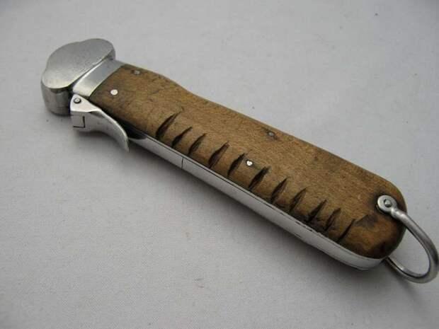 Гравитационный нож: общее описание, история и боевое применение