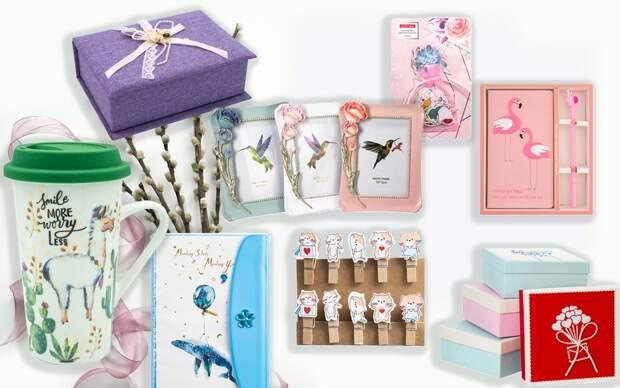 Чем порадовать любимых на8Марта: сувениры изFix Price