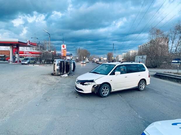 Трое детей и 16 взрослых пострадали в ДТП в Иркутске и районе за прошедшую неделю